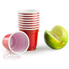 American red cups shotglaasjes  20stuks