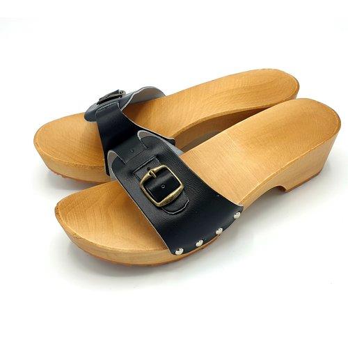 DINA Sandals black S1