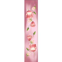 scarf pink TR920