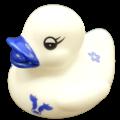 Dutch Ducky Dutch ducky Delftblue 5cm