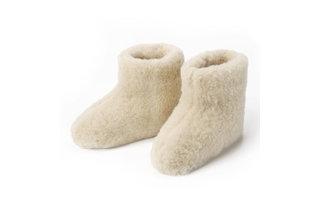 DANA Wool slippers