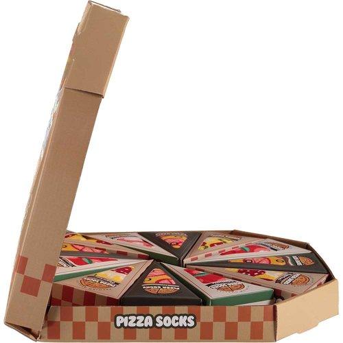 pizzasokken doos 12 puntjes