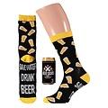Bier sokken in blik 6stuks per display