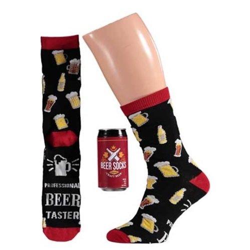 Beer socks in can (6pcs in display)