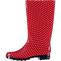 Laarzen polka dots(10 paar assorti)