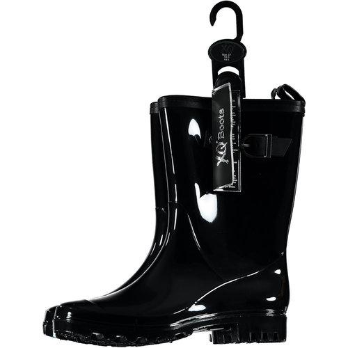 Laarzen Zwart met gesp (10 paar assorti)