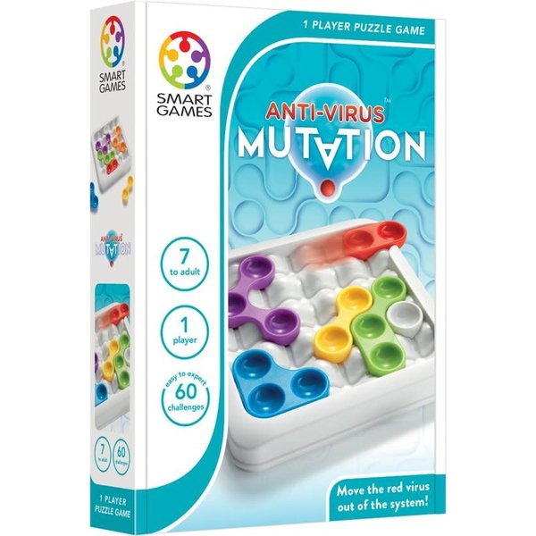 Smartgames Anti-virus mutation