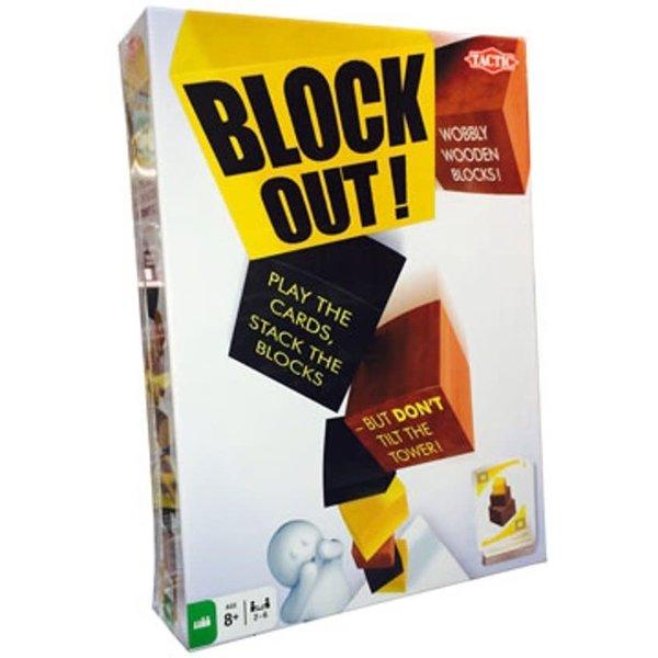 Tactic/Selecta Block out