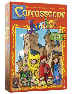 999 Games Carcassonne junior