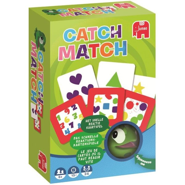 Jumbo Catch match