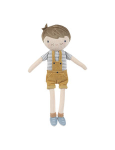 Little Dutch Knuffelpop Jim 35 cm