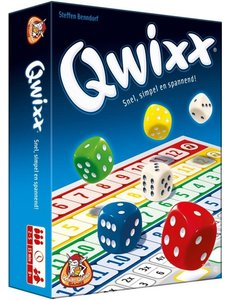 White Goblin Games Qwixx spel