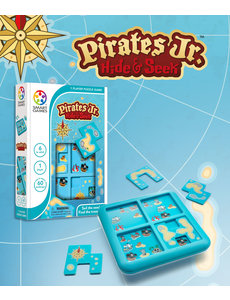 Smartgames Pirates Jr. Hide & Seek