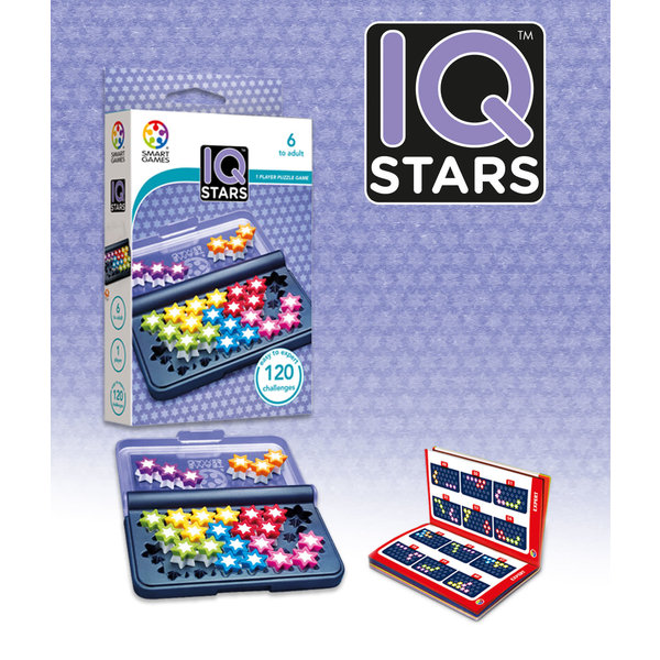 Smartgames IQ Stars