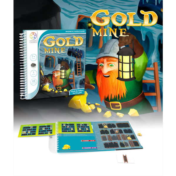 Smartgames Gold Mine