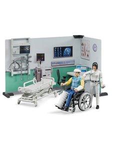 Bruder 62711 - Mobiel Ziekenhuis