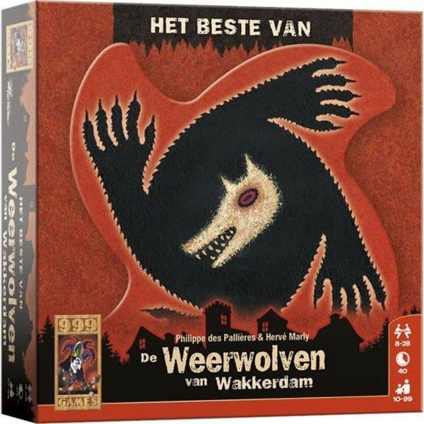 999 Games Het beste van de Weerwolven van Wakkerdam