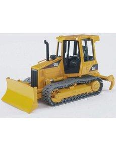 2443 - Caterpillar kleine bulldozer met rupsbanden