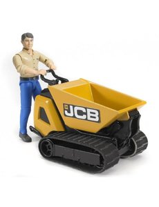 JCB kiepdumper HTF 5 met machinist