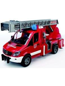 Mercedes Benz Sprinter brandweer ladderwagen