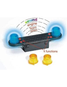 Licht- en geluidmodule (trucks)