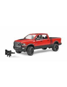 Bruder 2500 - Dodge RAM 2500 Power Wagon