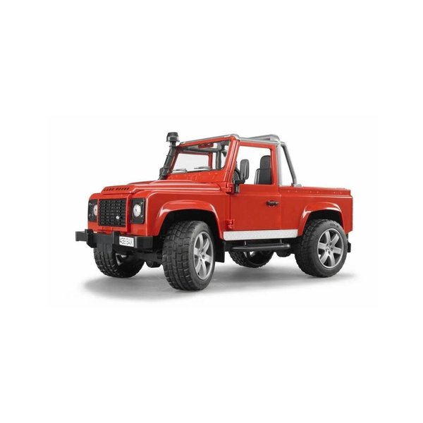 2591 - Land Rover pick-up