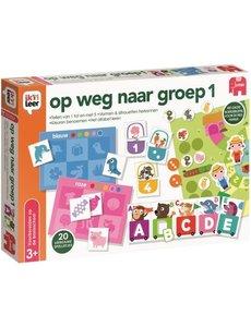 Jumbo/Jan van Haasteren Ik leer: Op weg naar groep 1