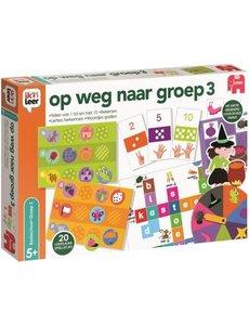 Jumbo/Jan van Haasteren Ik leer: Op weg naar groep 3
