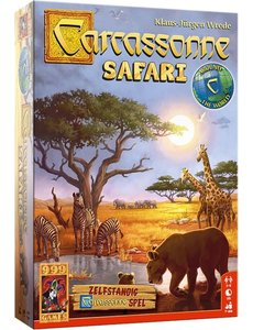 999 Games Carcassonne safari