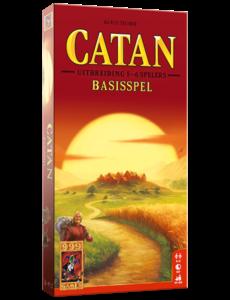 Catan uitbreiding 5/6 spelers