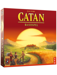999 Games Catan basisspel