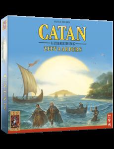 Catan uitbreiding zeevaarders