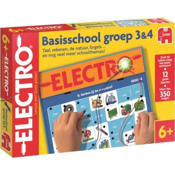 Jumbo Electro basisschool groep 3+4