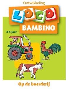 Noordhoff Uitgeverij Loco bambino op de boerderij