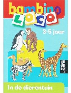 Loco bambino in de dierentuin