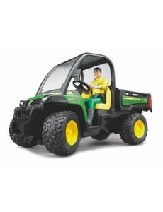 John Deere Gator XUV 855D met chauffeur