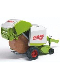 2121 - Claas Rollant 250 strorollenpers