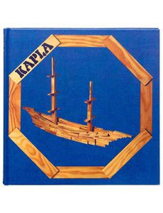 Kapla boek - blauw