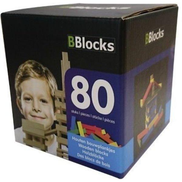 BBlocks 80 stuks