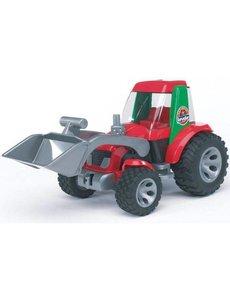 Tractor met frontlader