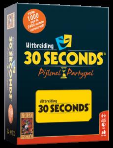 Uitbreiding 30 seconds