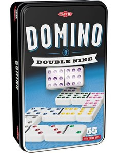Tactic/Selecta Domino dubbel nine