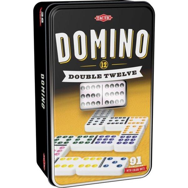 Tactic/Selecta Domino dubbel 12
