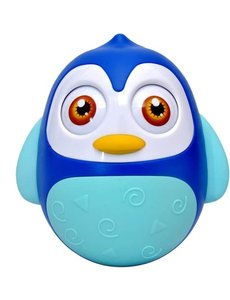 Roly Poly Penguin blauw