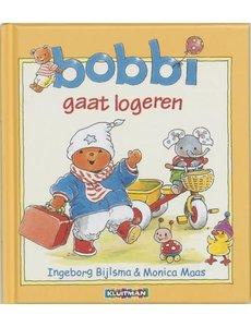 Kluitman Bobbi gaat logeren