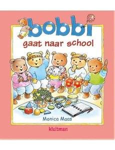 Kluitman Bobbi gaat naar school