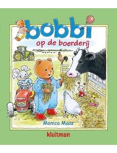 Kluitman Bobbi op de boerderij