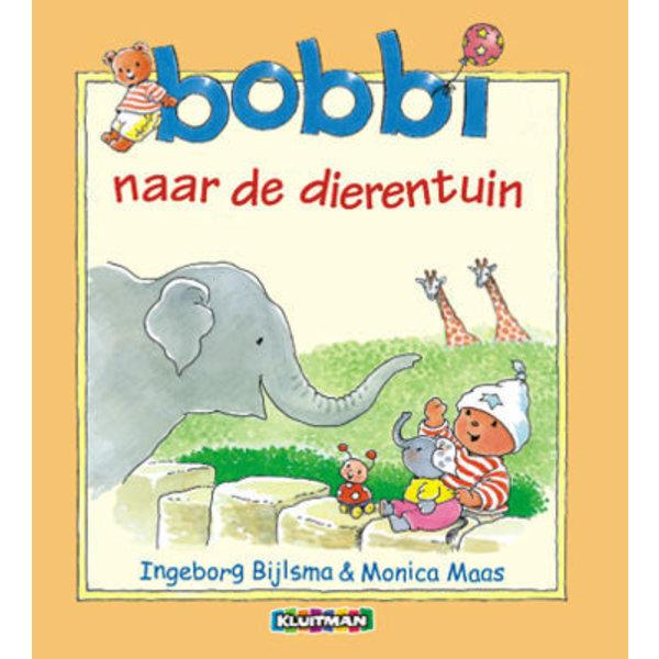 Kluitman Bobbi naar de dierentuin