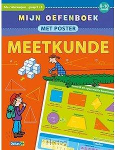 Deltas Mijn oefenboek met poster meetkunde